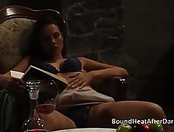 sexy lesbians in lingerie