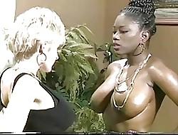 huge tits lesbian porn